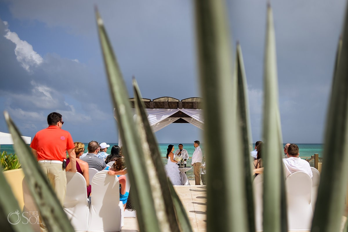 Inclusive Wedding at Now Jade Riviera Cancun