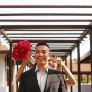 first look Wedding Secrets Playa Mujeres