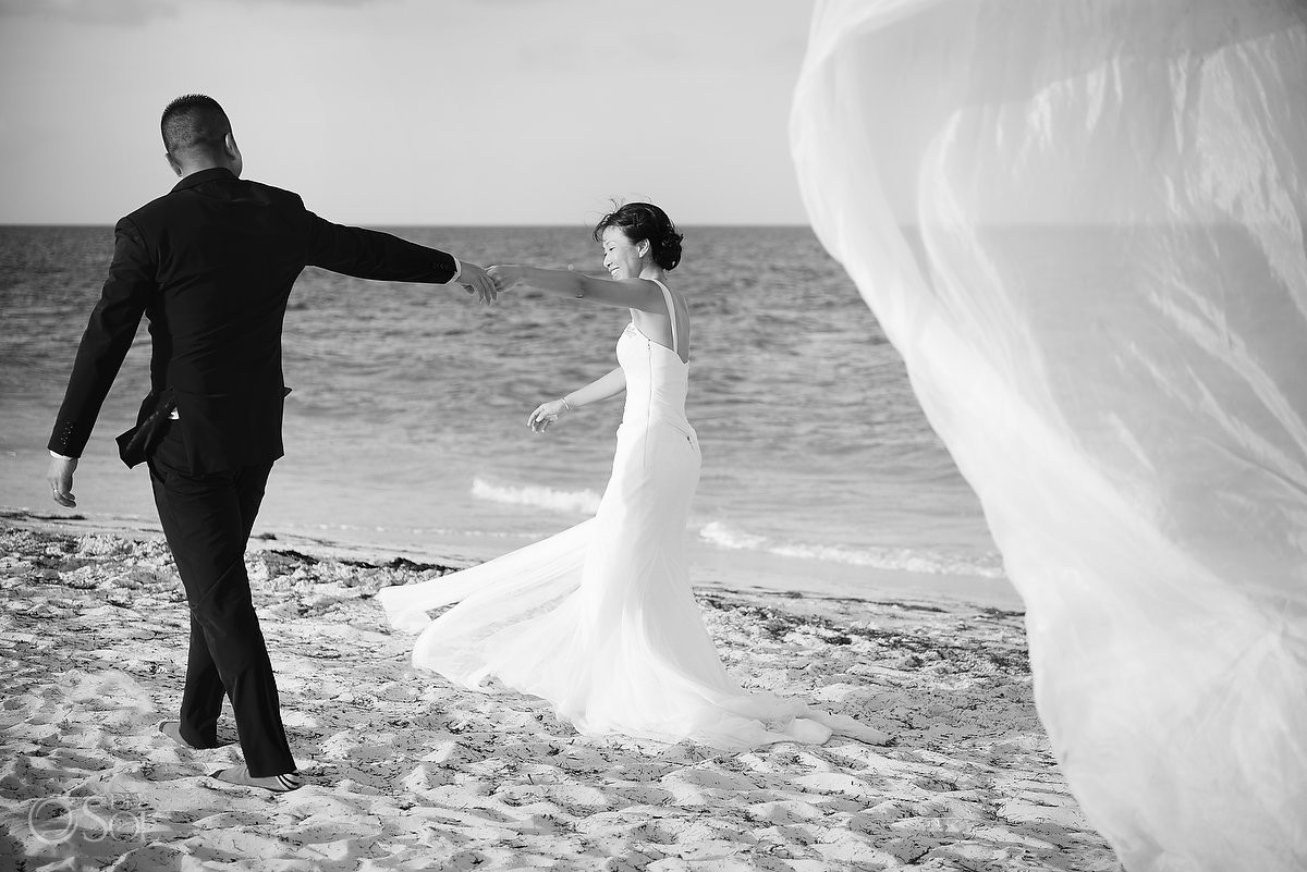 Secrets Playa Mujeres Resort Wedding Photography