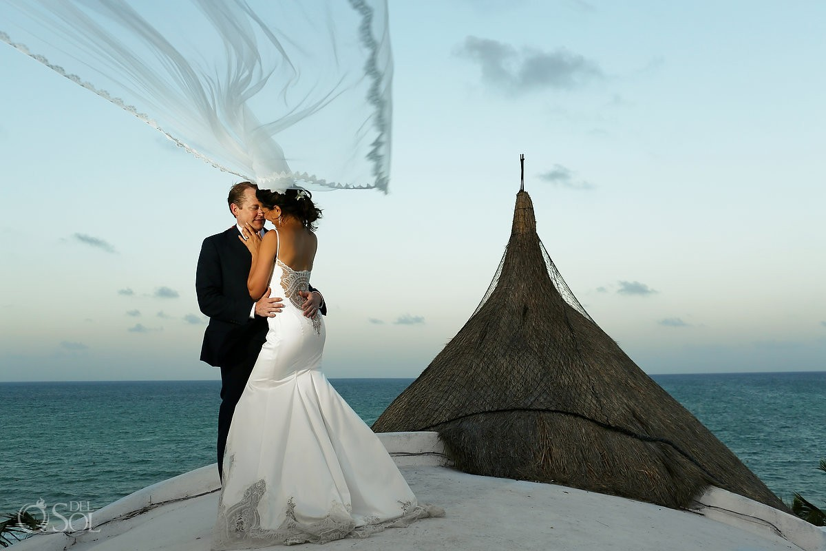 Destination wedding photography at the Belmond Maroma Resort
