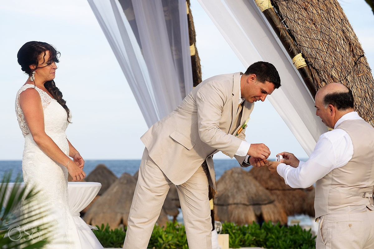 Del Sol Photography is a preferred vendor at Dreams Riviera Cancun Weddings