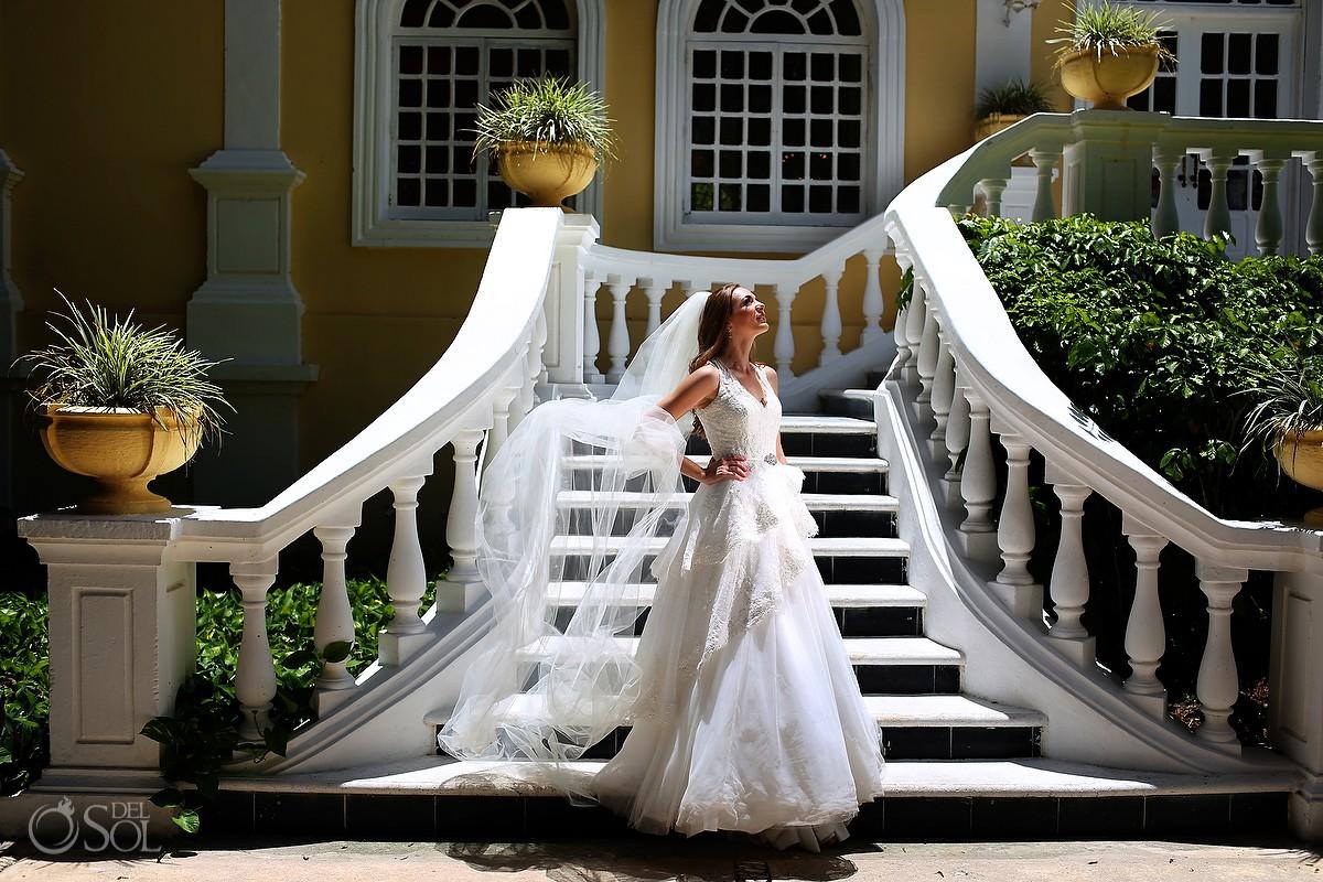 Wedding photography at Hacienda Teya in Merida