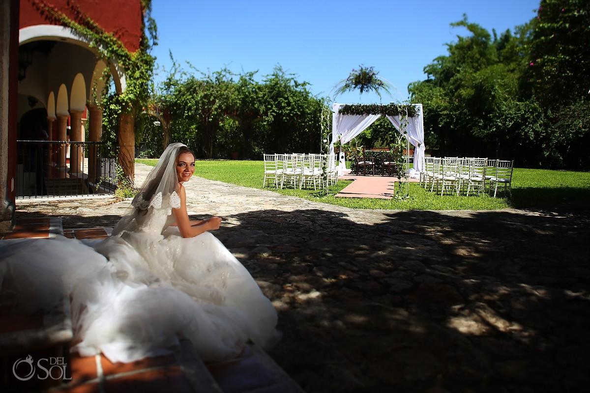 destination wedding at Hacienda Teya Yucatan in Merida