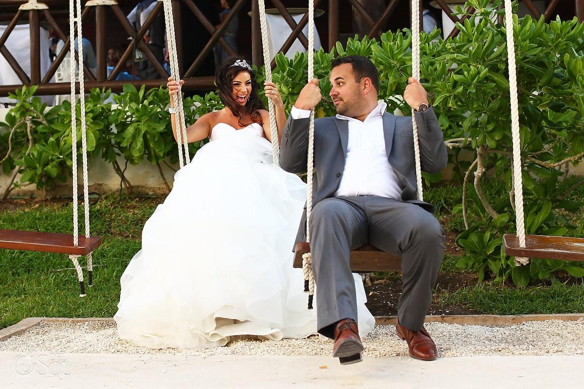 Destination wedding photography at the JW Marriott Resort Cancun
