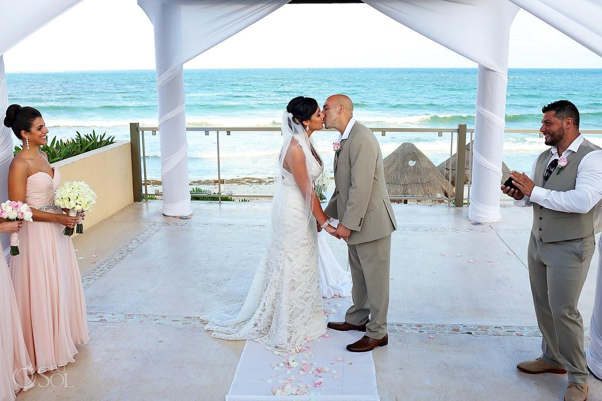 Now Jade Wedding In Puerto Morelos Rachel And Enzo