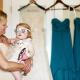 cutest kids at weddings wearing bride sunglasses flowergirls