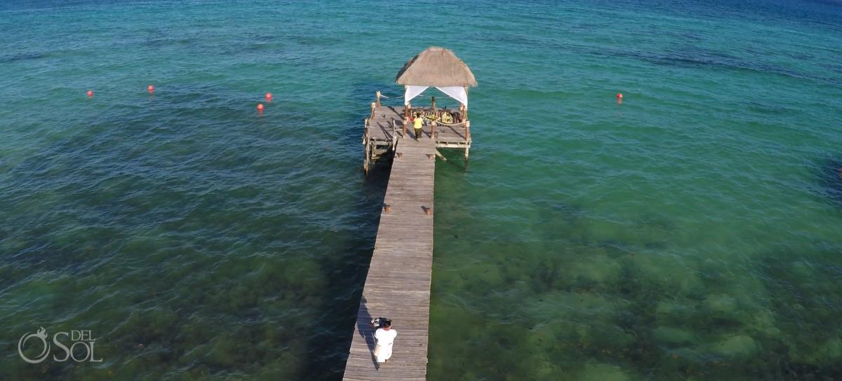 Viceroy Riviera Maya Resort Drone