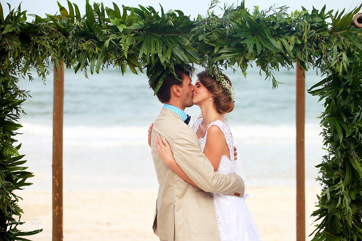 Tulum Wedding at Akiin Beach Club