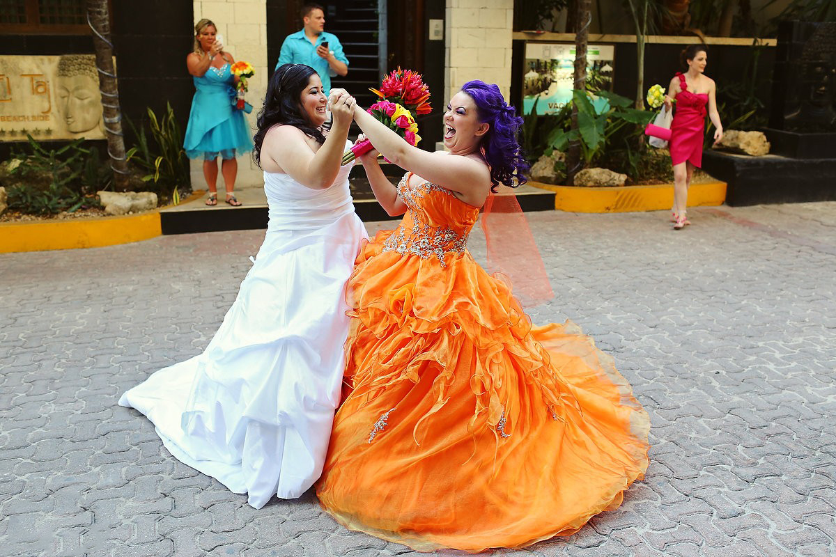same sex wedding couple LGBT published huffington post weddings #Lovewins #loveislove