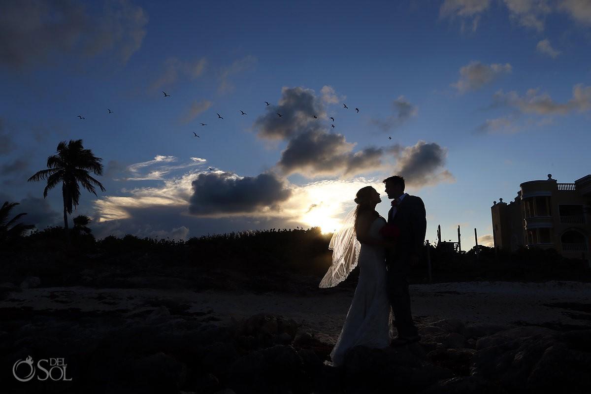 Iberostar Grand Paraiso Beach Wedding