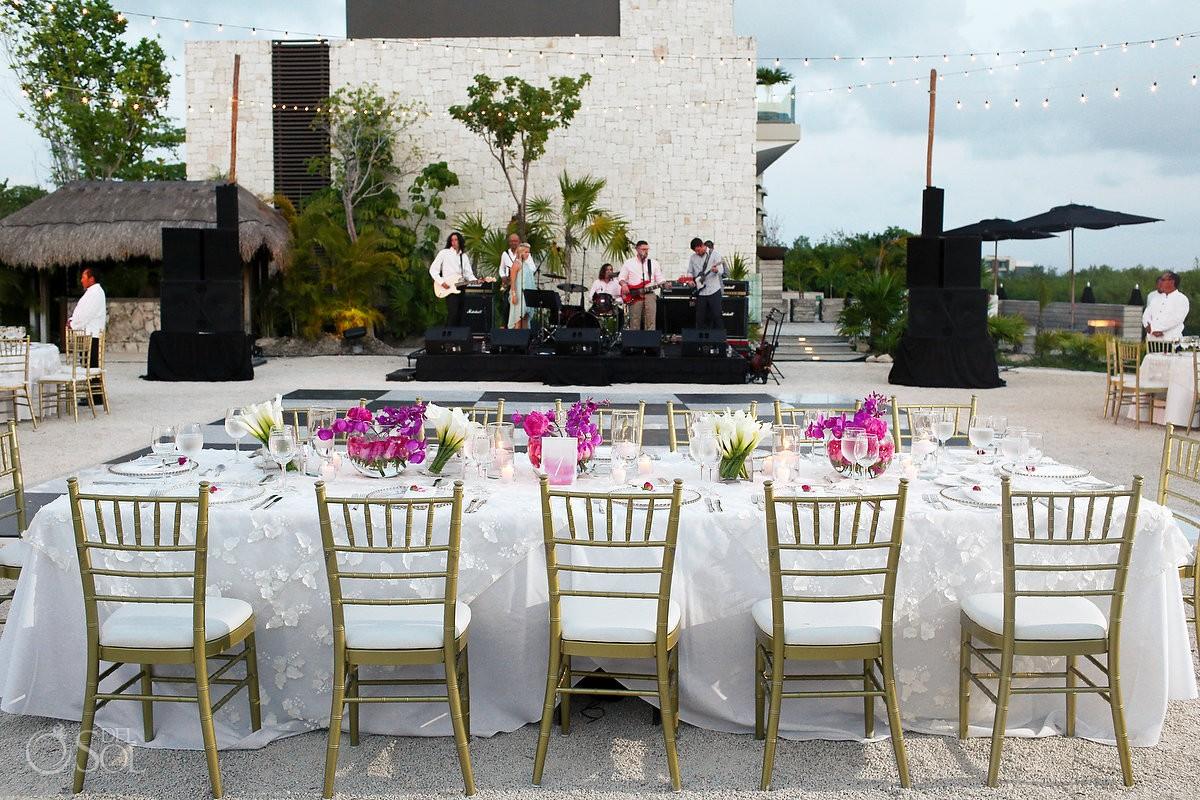 cancun beach wedding at nizuc resort sammy and flint