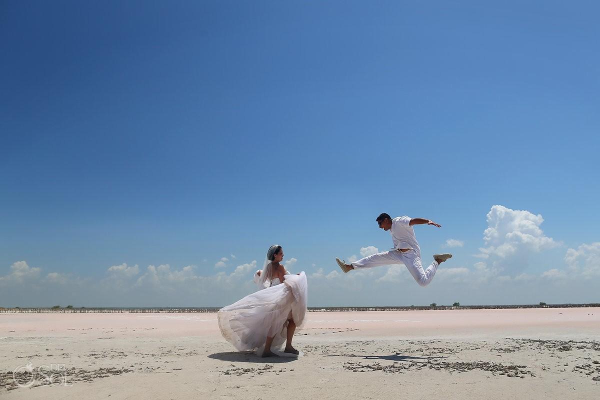 #ExperienciasInfinitas Yucatan Romance Travel rio lagartos Mexico