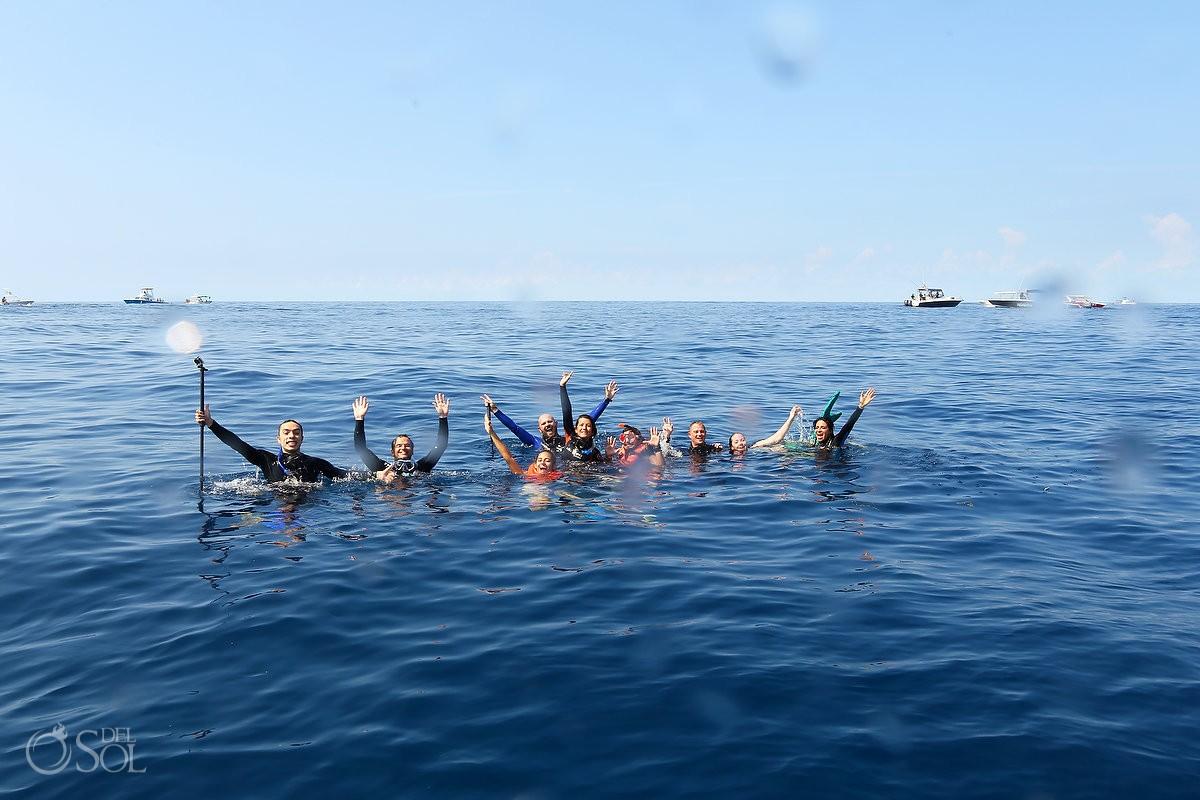 Whale Shark Photography workshop Isla Mujeres Mexico #Aworldofitsown