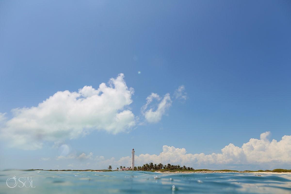 Isla Contoy (Bird Island) near isla mujeres mexico