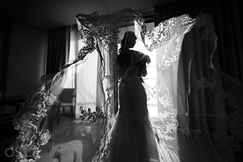 Epic Veil Secrets the Vine weddings