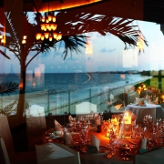 luxury resort destination wedding reception at fairmont mayakoba