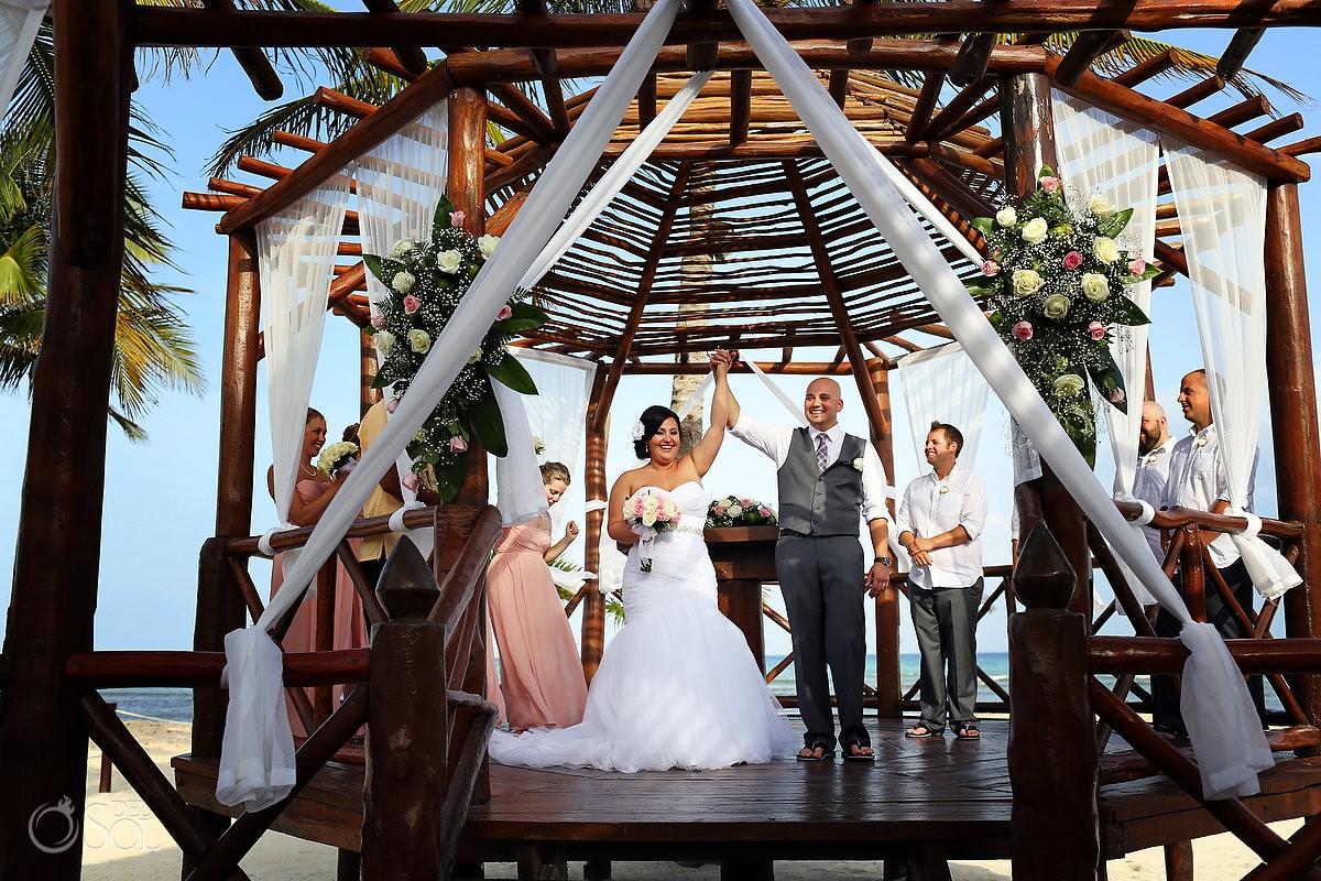 Grand Sunset Princess Wedding Photos