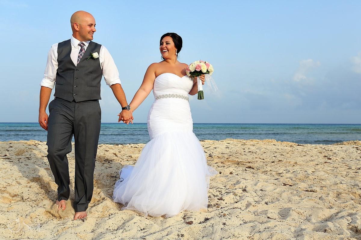 Grand Sunset Princess Gazebo Wedding - Sophie and Adam