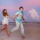 Surprise Engagement Portraits at Secrets Silversands Riviera Cancun, Mexico.