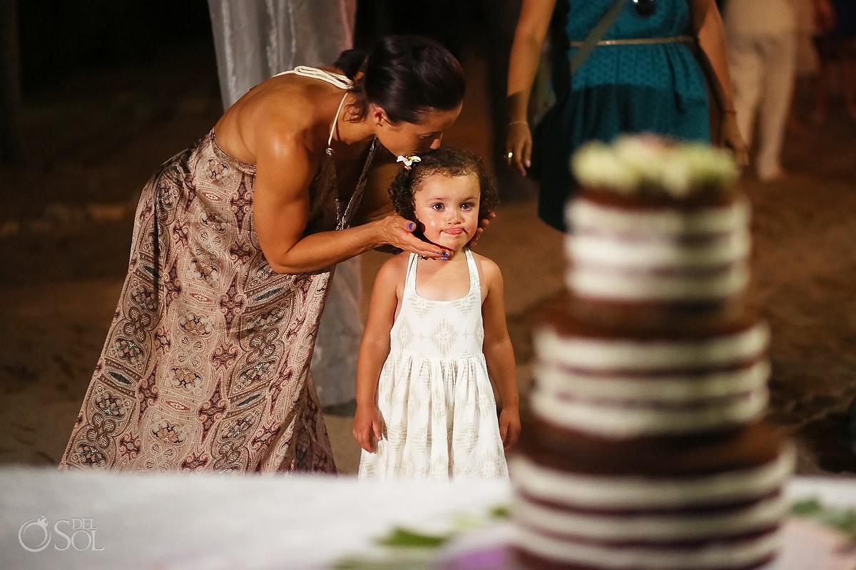 Wedding Cake, cute kids
