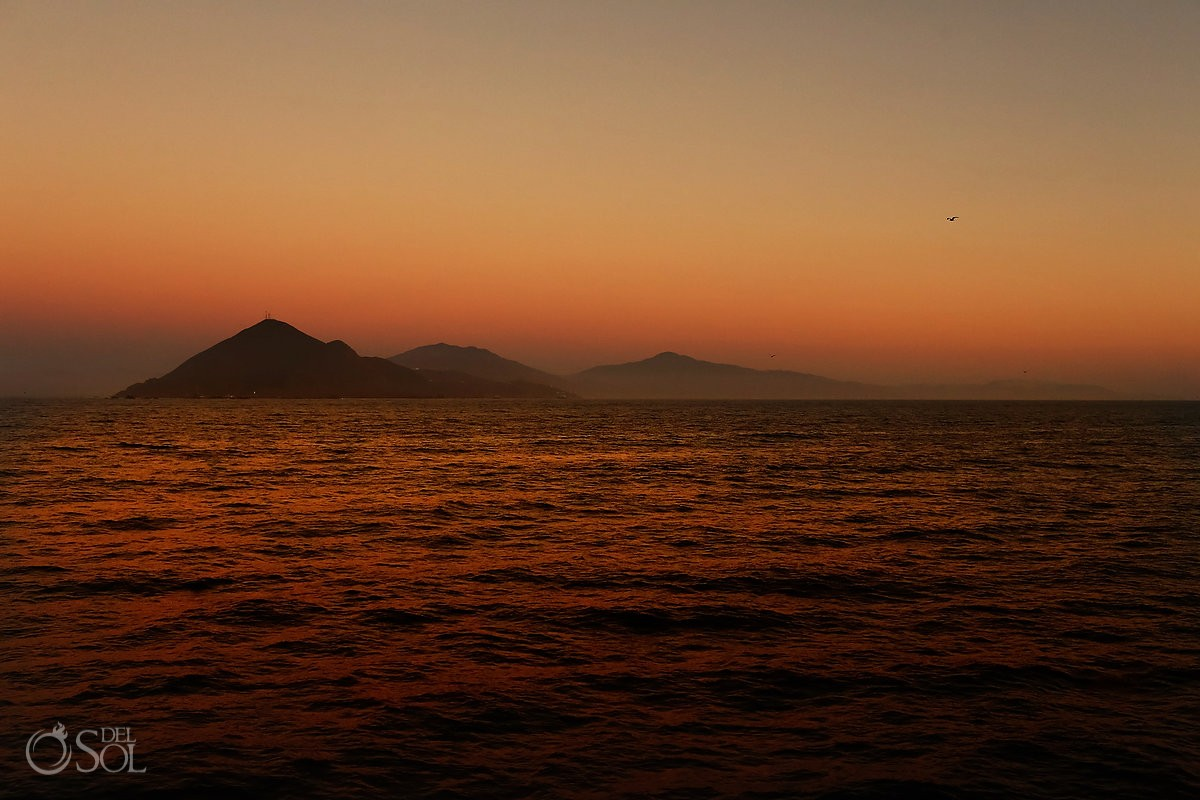 Sunset liveaboard, Guadalupe Island, Mexico