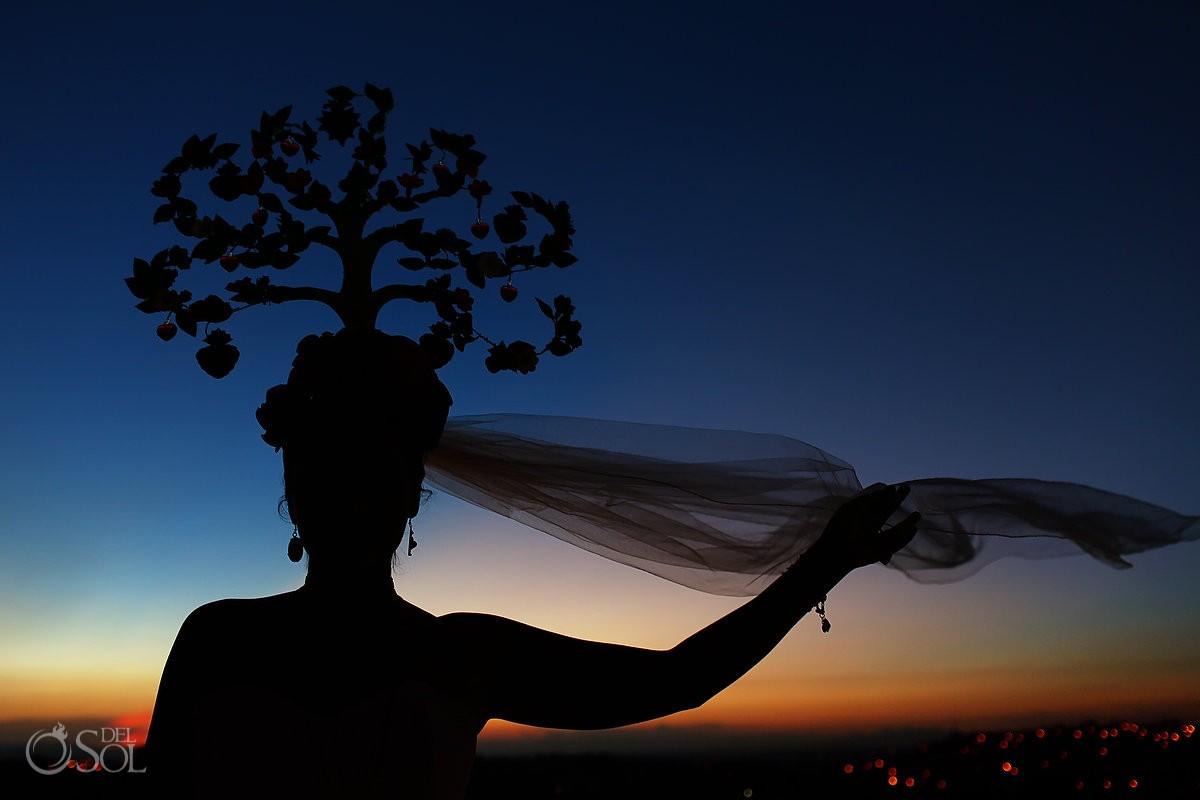 El arbol de la vida - La Novia de Mexico - San Miguel de Allende #Aworldofitsown