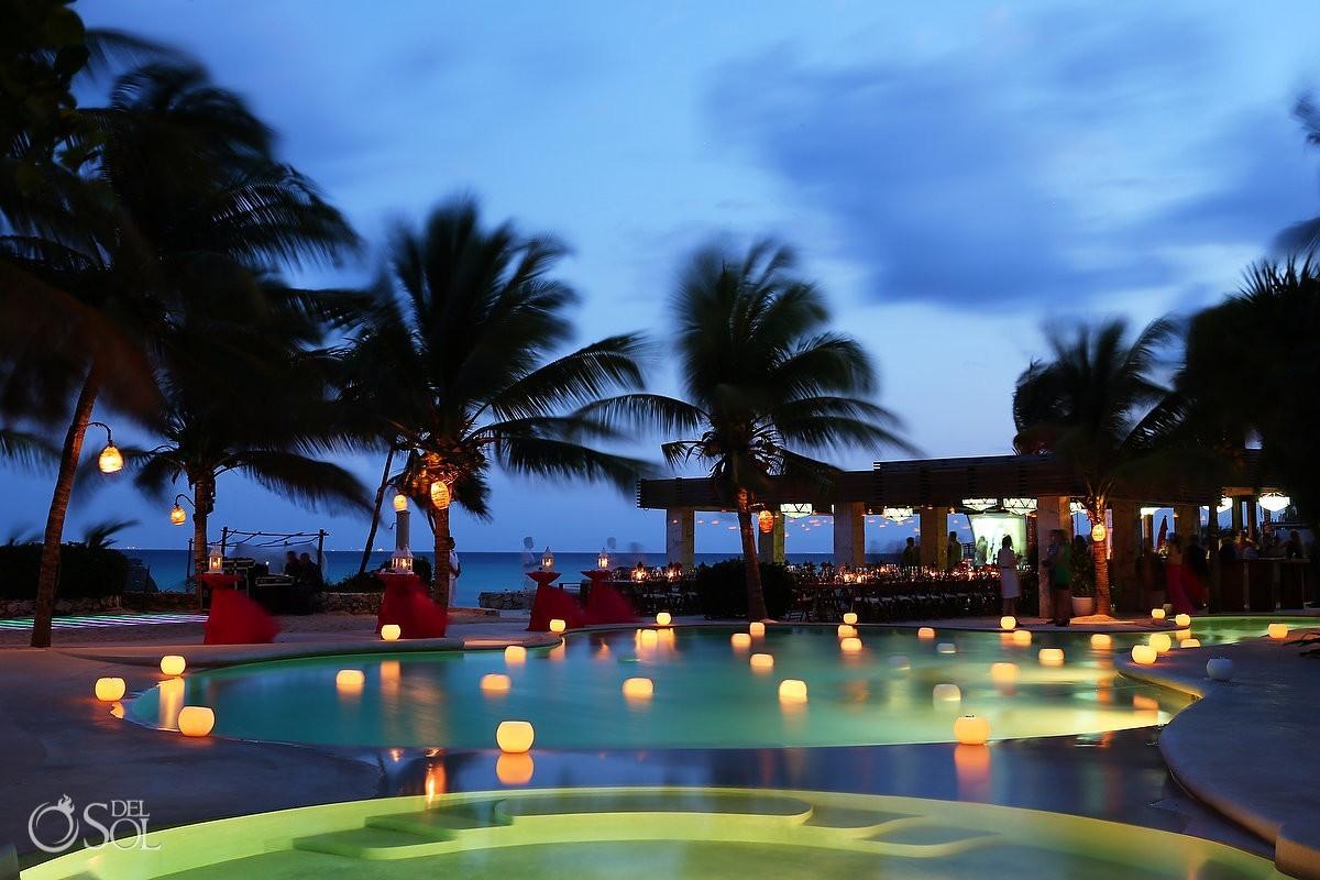 Top 5 luxury resort destination wedding locations in Mexico