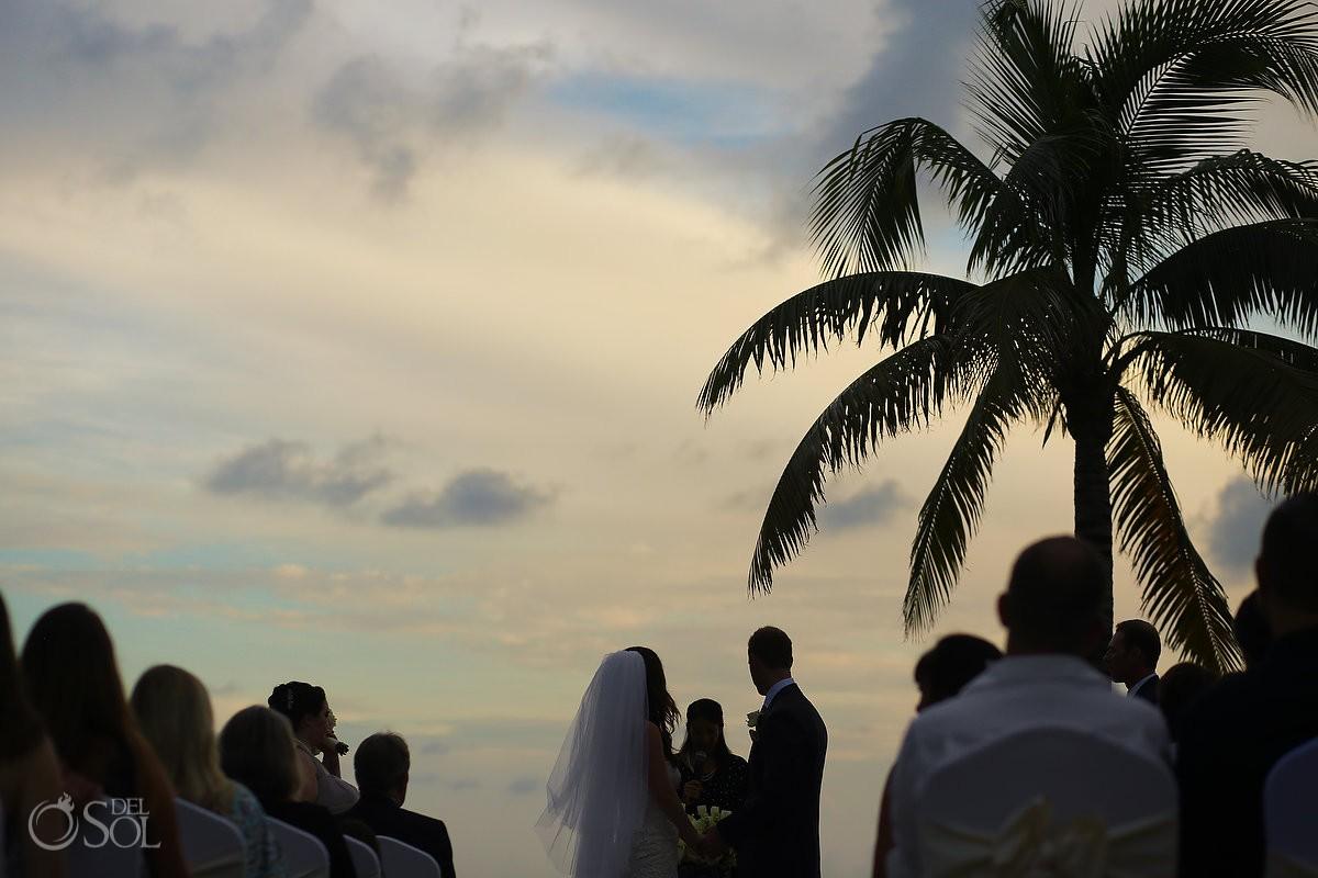 Nizuc Akan Terrace Wedding photos