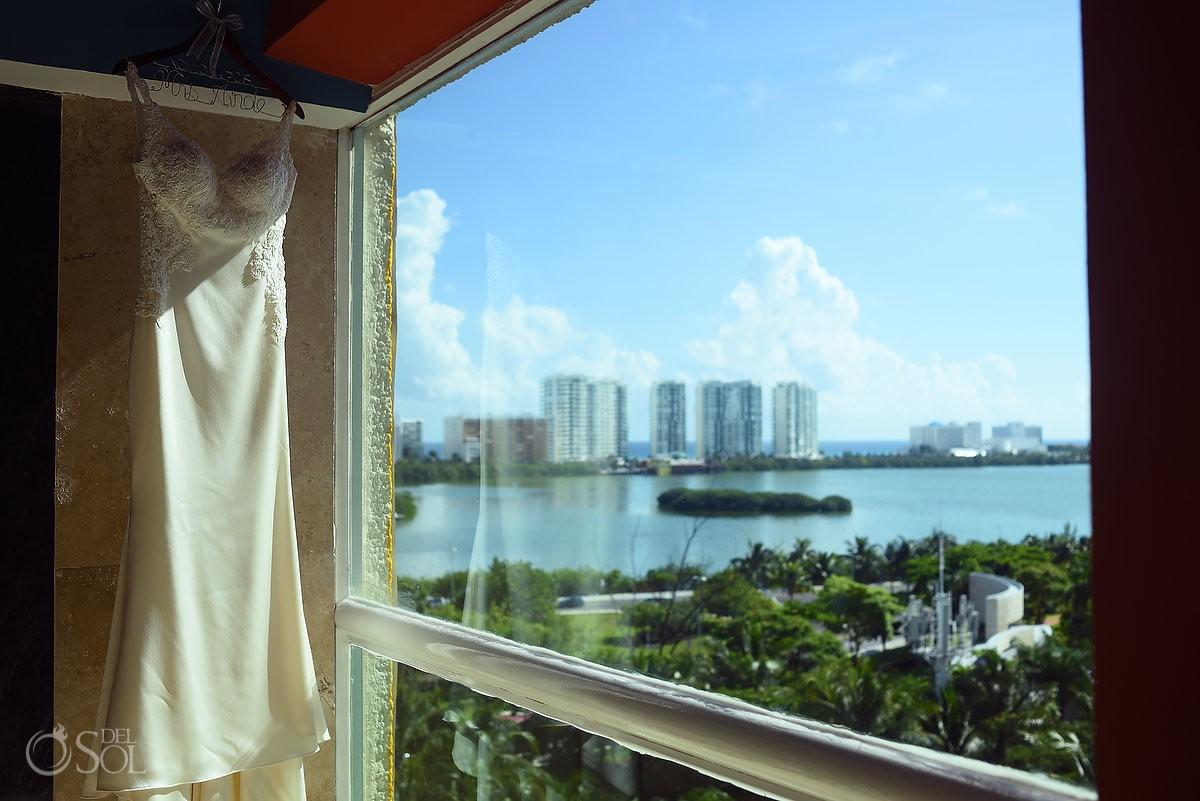 Wedding Dream Sands Cancun dress