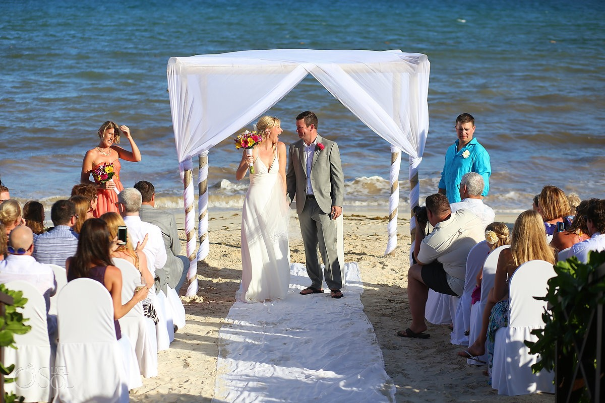 Now Sapphire Beach wedding