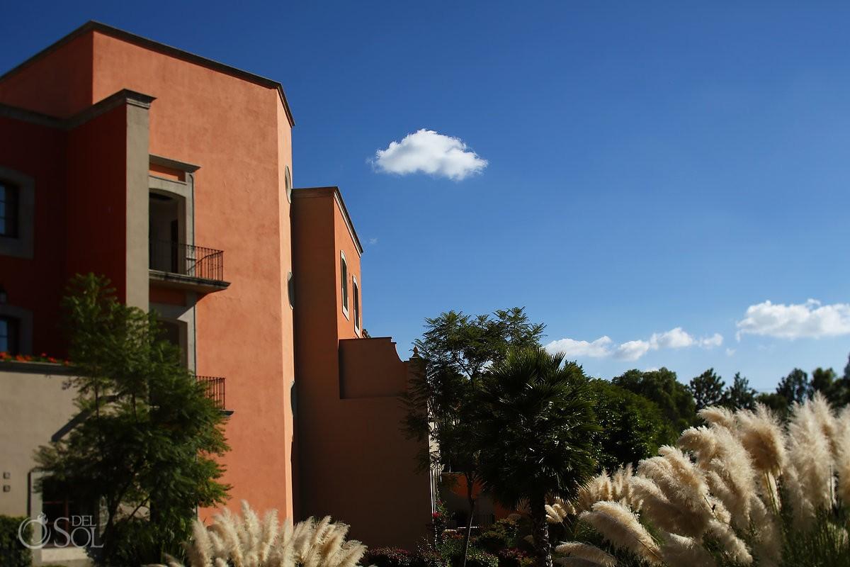 architecture Rosewood Hotel San Miguel de Allende