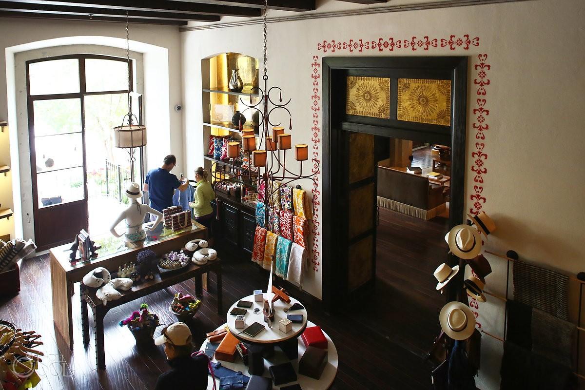 Artesania boutique shop Rosewood Hotel San Miguel de Allende