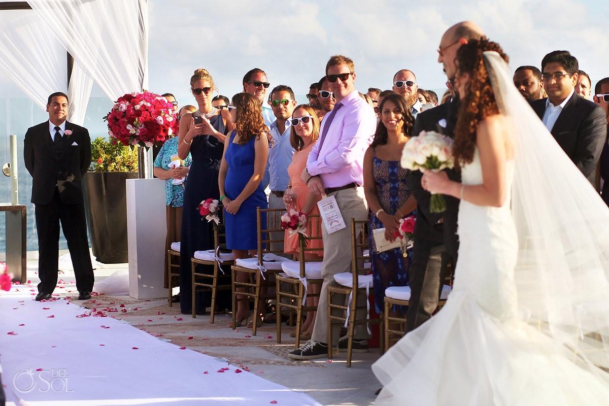 Beach Palace Cancun Weddings