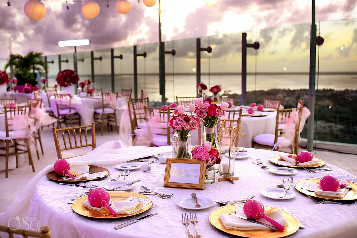 Beach Palace Cancun Wedding - Jessica and Adam