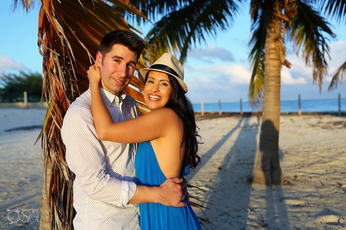 Amanda Jeremiah IntraAwareness Commercial shoot, portraits Isla Blanca, Cancun
