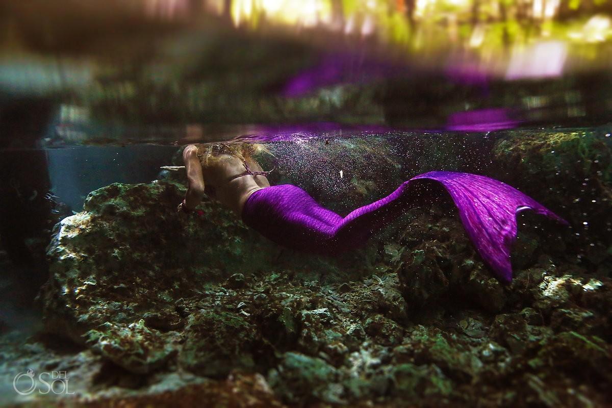 Šum talasa i miris soli deluju lekovito na naš organizam! Mermaid-underwater-photography-family-portraits_0020