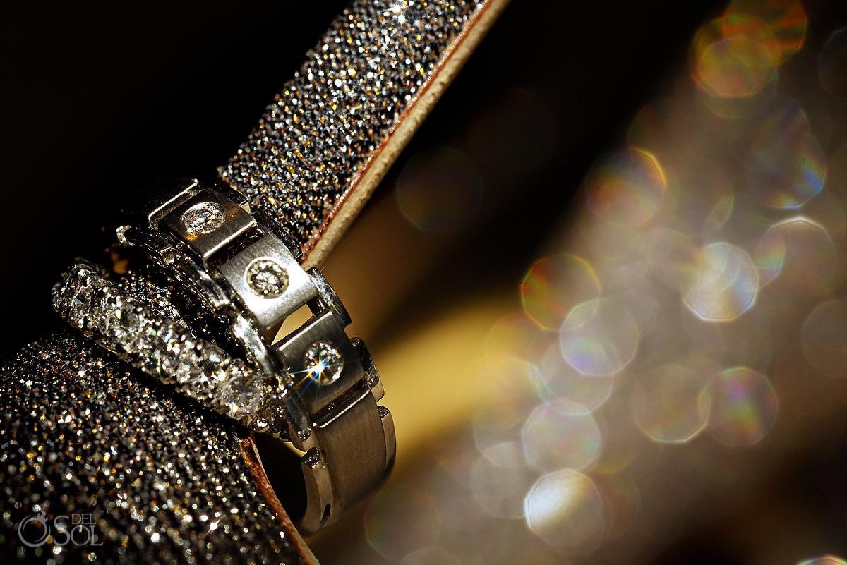 creative engagement wedding ring macro detail photograph, Manolo Blahnik shoe heel