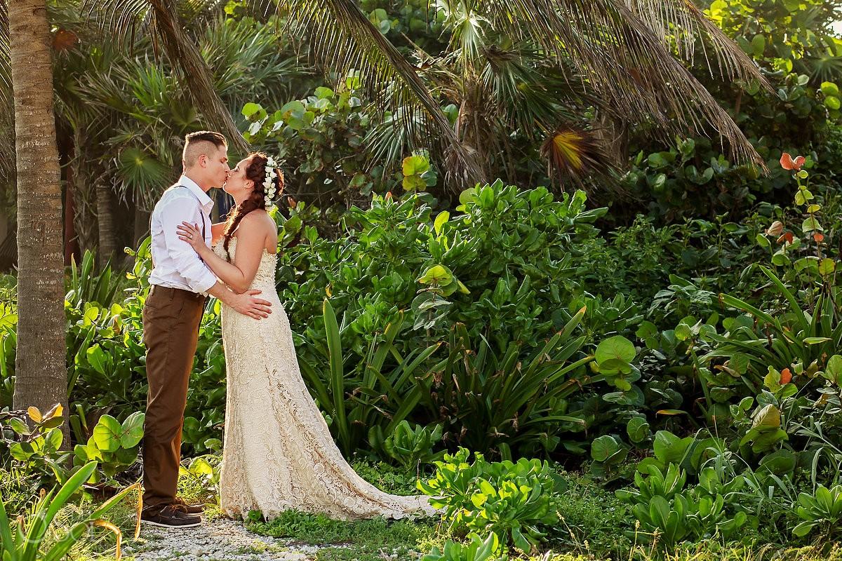 Dreams Puerto Aventuras Weddings Riviera Maya Mexico