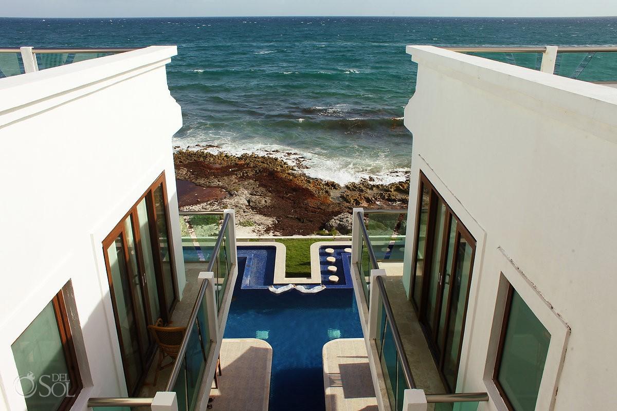 Casa La Roca, Puerto Aventuras, areal view
