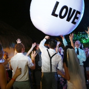 big love ball wedding reception game, Rain Hotel Grand Sunset Princess, Playa del Carmen, Mexico