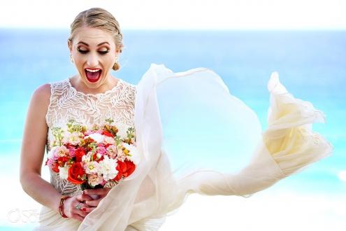 me melia cancun beach wedding
