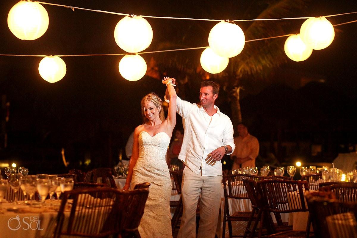 bride groom dancing wedding reception Now Sapphire