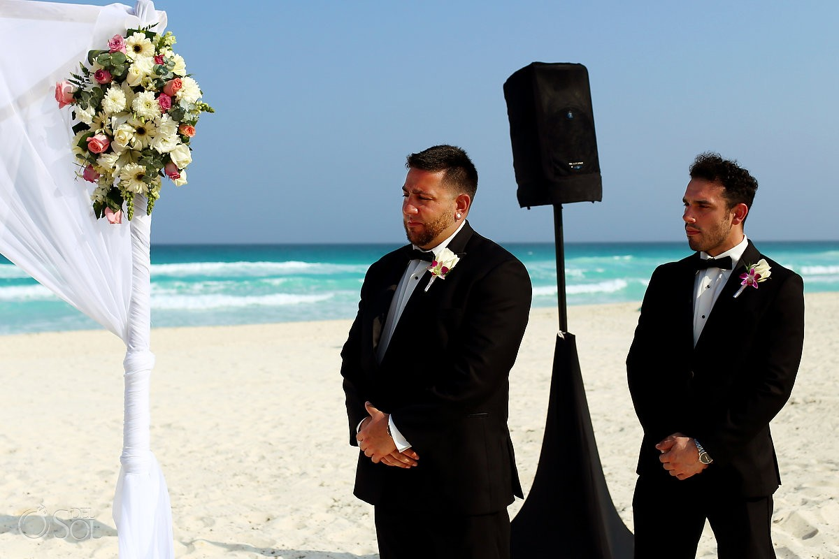 Destination Wedding Live Aqua Cancun