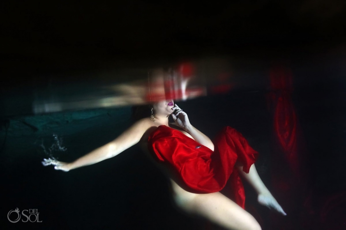 sexy plus size nude underwater photography adam and eve trash the dress