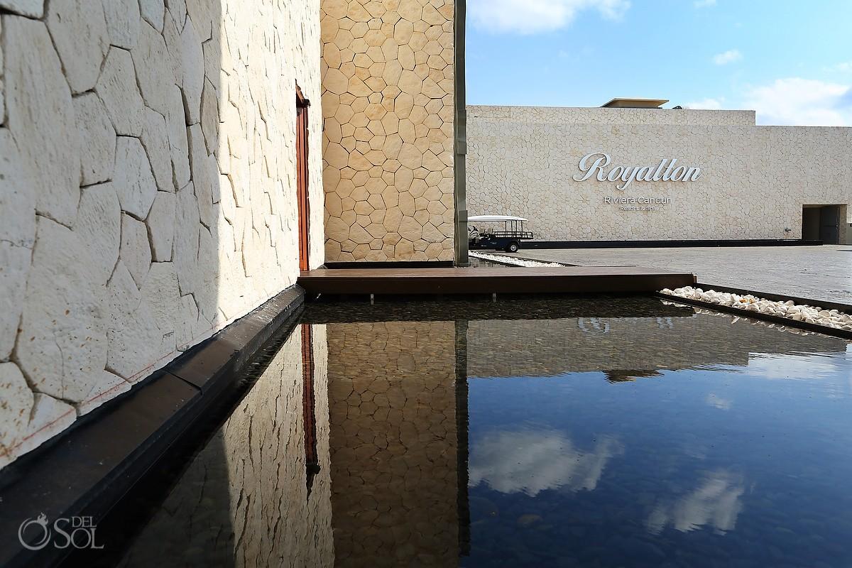 Wedding Hotel Royalton Riviera Cancun, Mexico