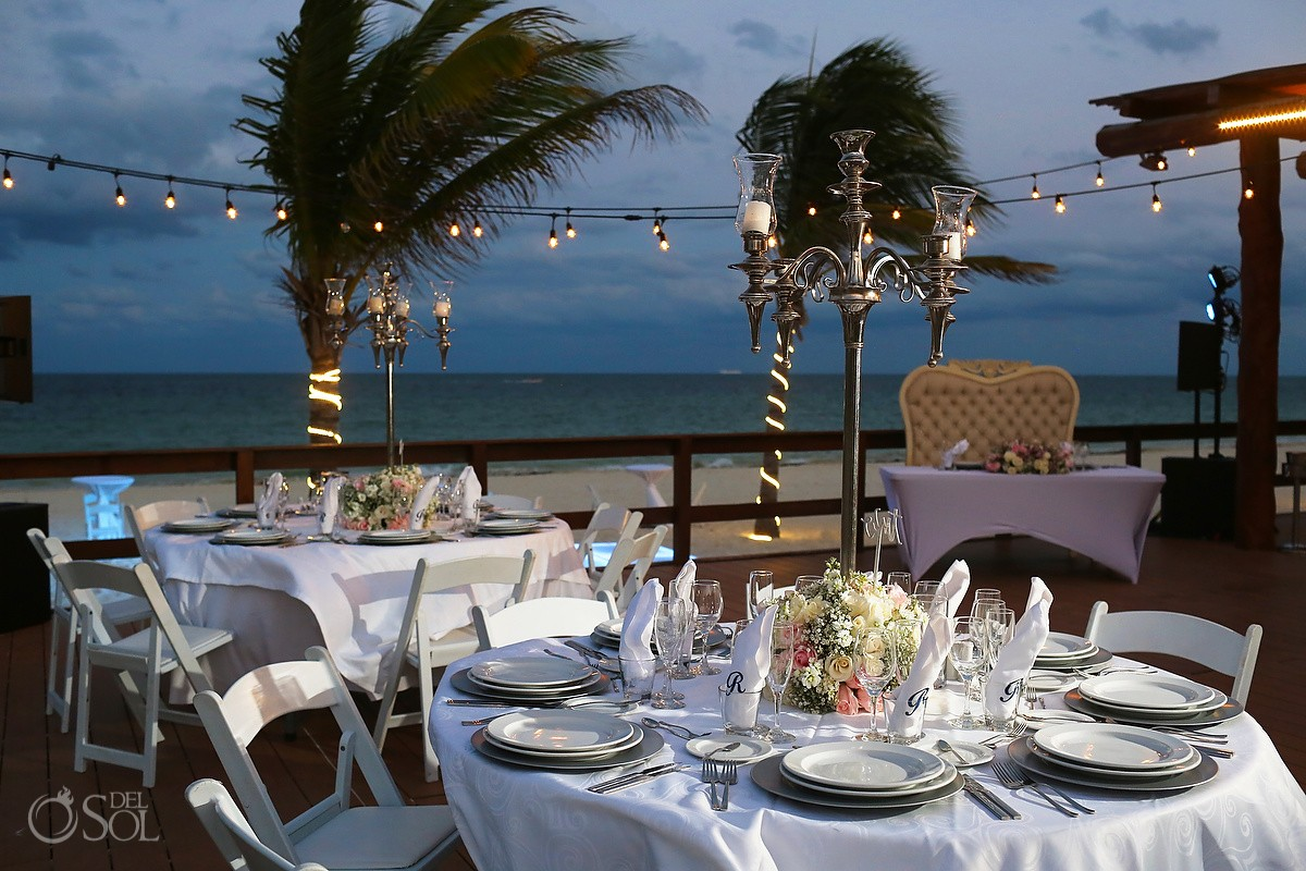 Royalton riviera cancun sky terrace destination wedding for Terrace wedding