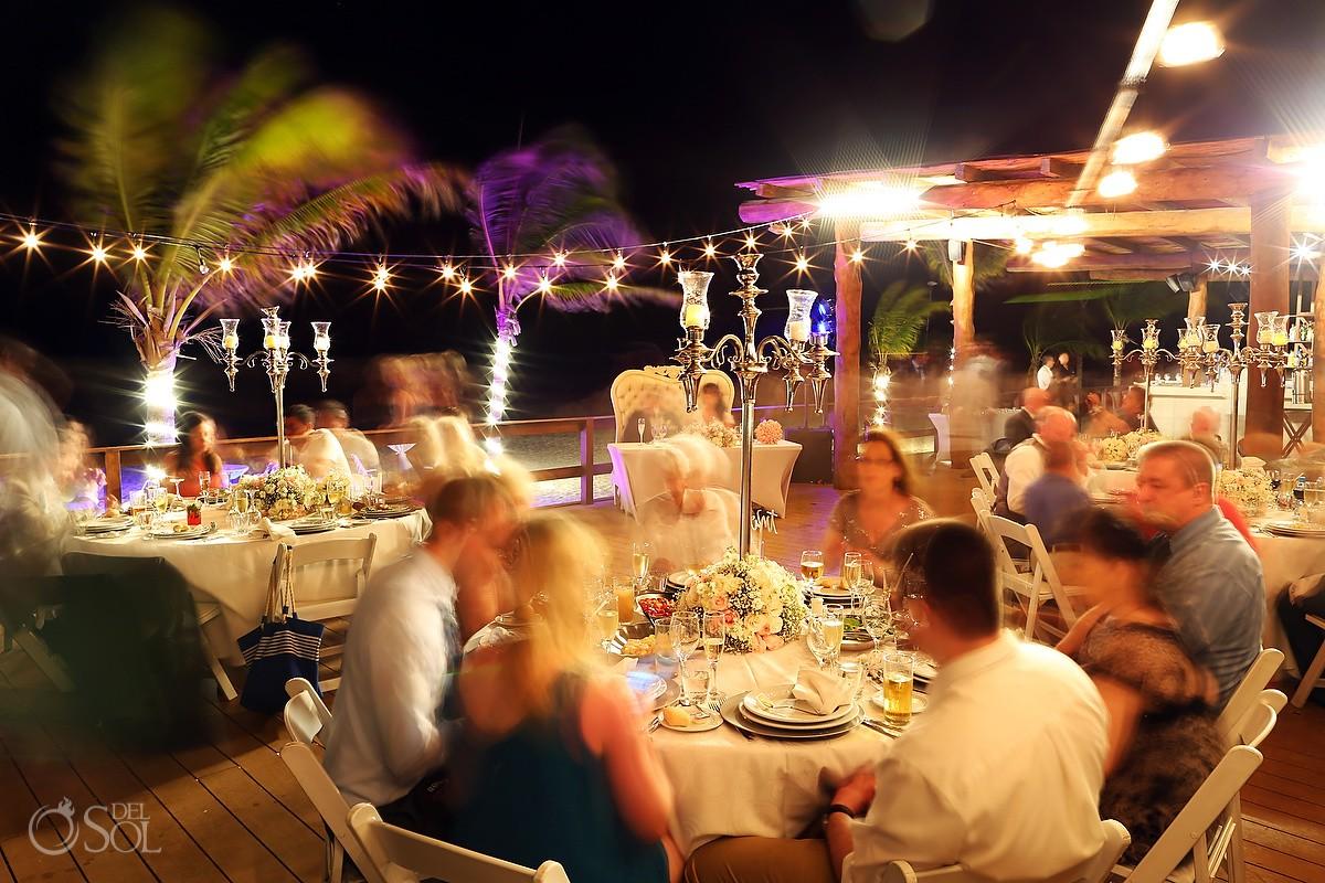 Royalton Riviera Cancun Wedding Sky Terrace Location