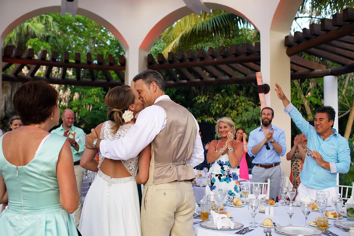 Valentin Imperial Maya Beach Wedding U2013 Hannah And Kurt Playa Del Carmen  Destination Wedding Valentin Imperial Maya Beach