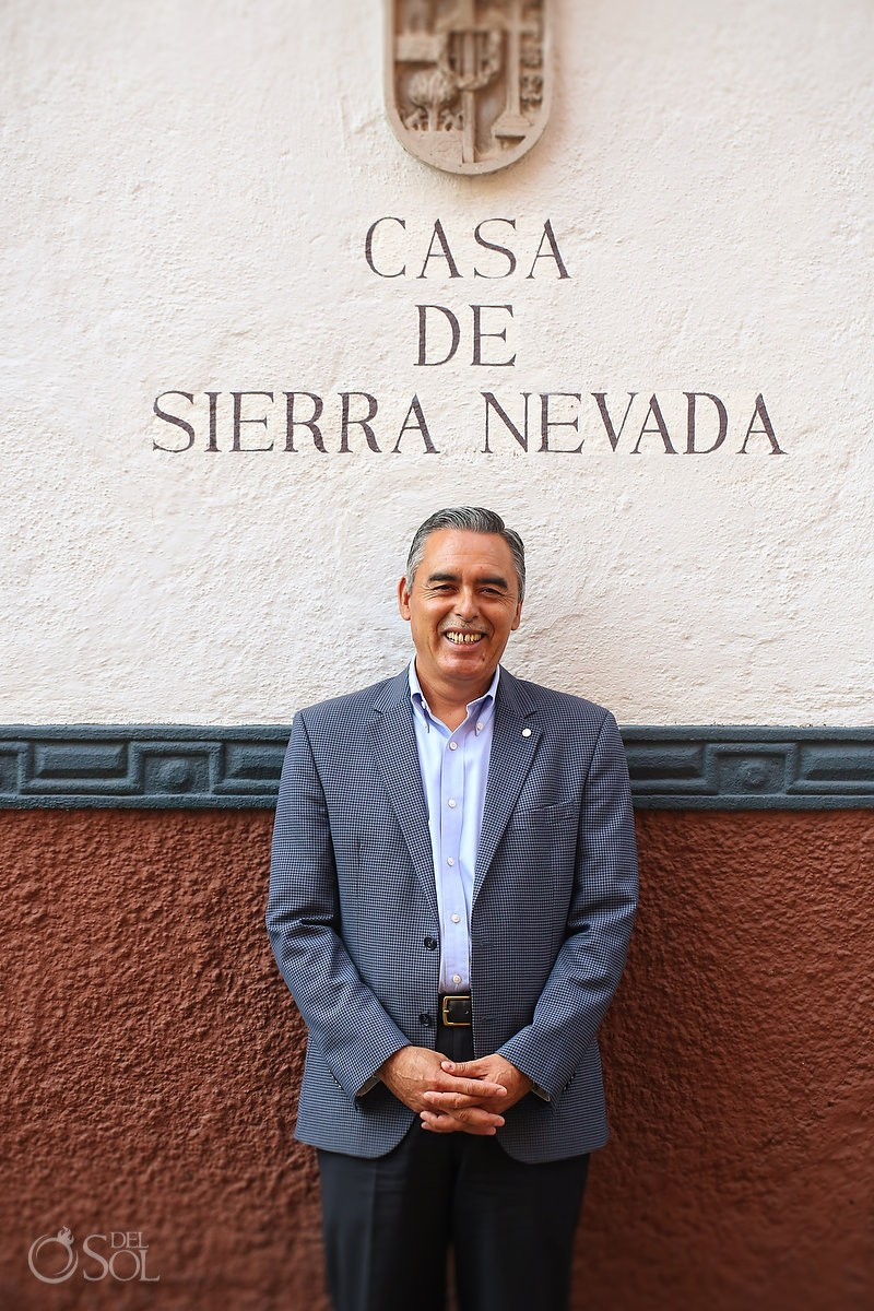 elmond Casa de Sierra Nevada, San Miguel de Allende Hotel Manager Mr. Pedro Guerrero
