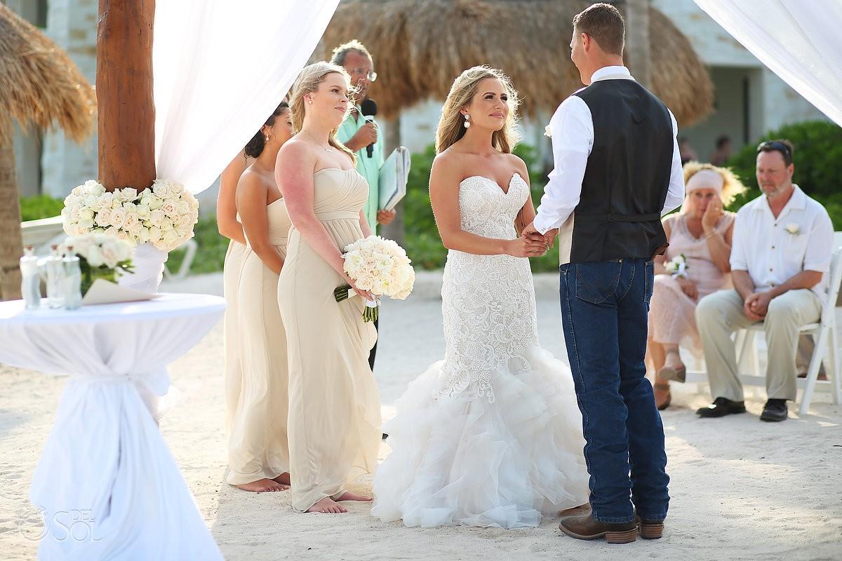 Destination Wedding Secrets Akumal - Jill and Tyler